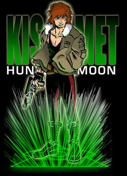 Kismet: Hunter's Moon cover